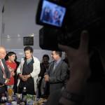 ARAB Musée Zabana d'Oran 27 04 08 avec le maire d'oran et le directeur du Musée