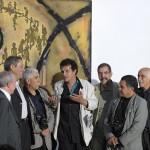 ARAB Musée Zabana d'Oran 27 04 08 avec les anciens de la République -3