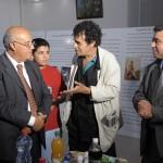 ARAB Musée Zabana d'Oran avec le maire d'Oran M et M. Meshoub directeur du musée 27 04 08 -16