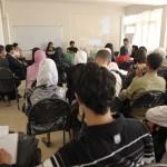 ARAB conf avec étudiants Université de Es Senia -29 04 08- 2